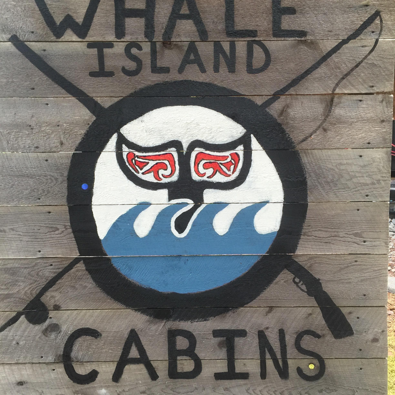 Whale Island Cabins